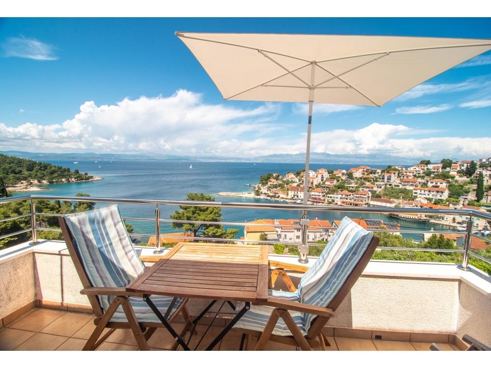 Apartament Leo - ostrov Šolta Chorwacja