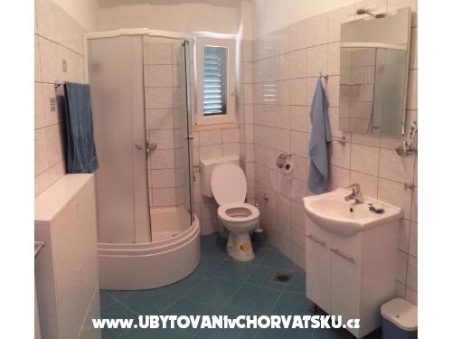 Apartamenty Elizabet - ostrov Šolta Chorwacja