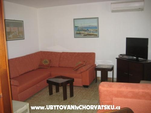 Apartmanok Bosko - ostrov �olta Horv�torsz�g
