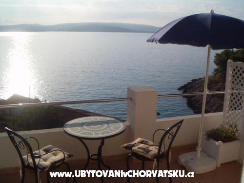 Apartmány Maja - ostrov Šolta Chorvatsko