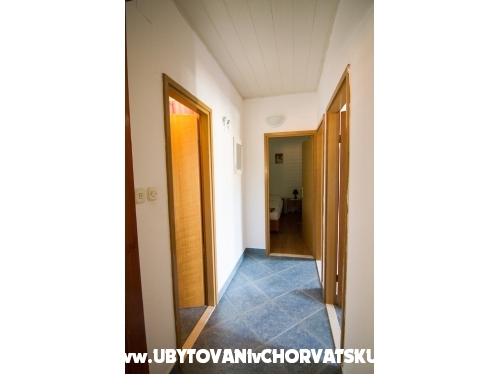 Appartements Marko - ostrov Šolta Kroatien