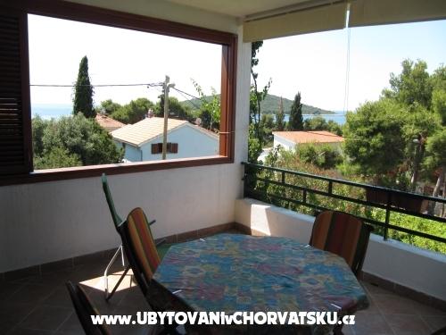 Appartementen Mira - ostrov Šolta Kroatië