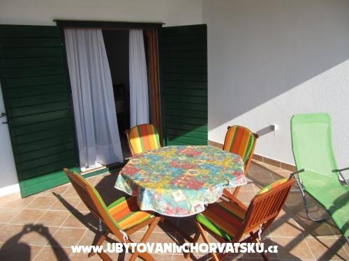 Apartmani Mira - ostrov Šolta Hrvatska