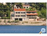 Appartements Sonja - ostrov Šolta Kroatien