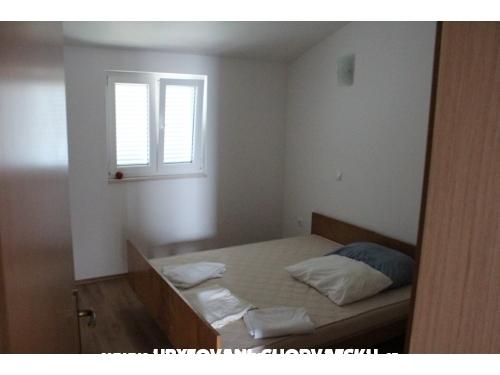 Apartmány Sušac - ostrov Šolta Chorvátsko