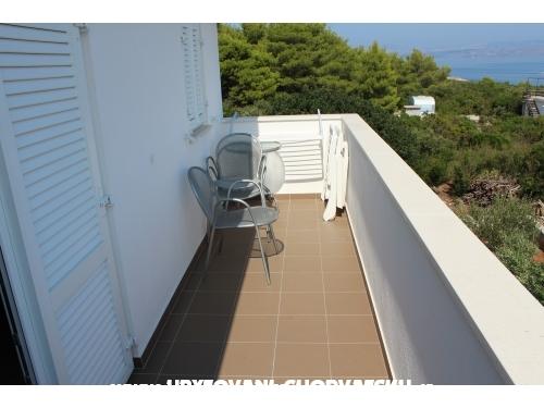 Apartamenty Su�ac - ostrov �olta Chorwacja
