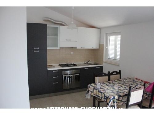 Appartements Su�ac - ostrov �olta Kroatien