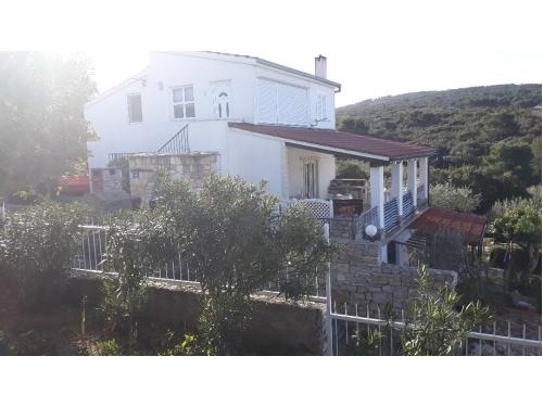 Apartamenty Tiha - ostrov Šolta Chorwacja
