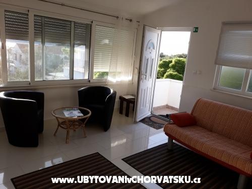Apartmanok Tiha - ostrov Šolta Horvátország