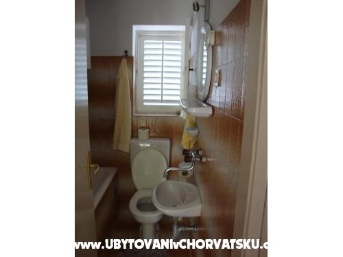 Apartmani Zlatko Slobodan - ostrov Šolta Hrvatska