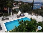 Ferienwohnungen Jakov - ostrov Šolta Kroatien