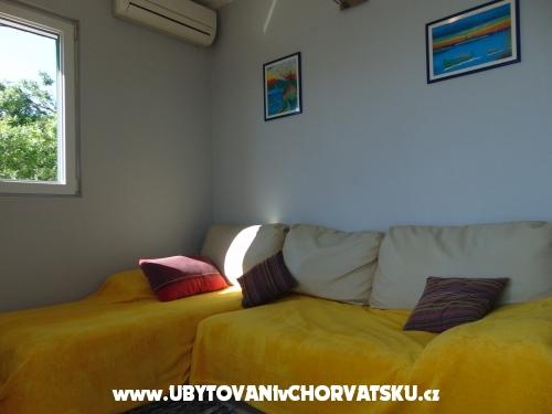 Apartmanok Barada - ostrov Šolta Horvátország