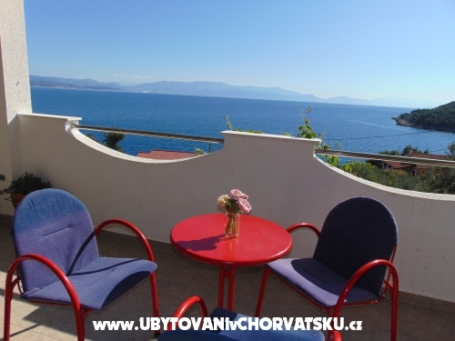 Ferienwohnungen Barada - ostrov Šolta Kroatien