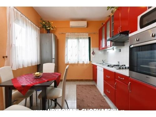 Apartmány Smiljana - ostrov Šolta Chorvatsko