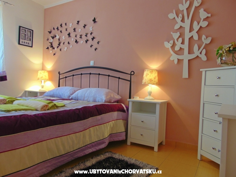 Apartamenty Vila Vita - ostrov �olta Chorwacja