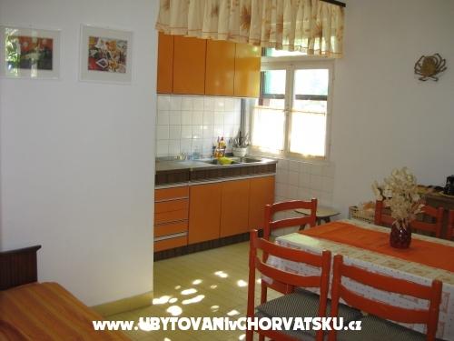 Maison de vacances Villa Marijeta - ostrov Šolta Croatie