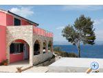Lipa kuca, île Solta, Croatie