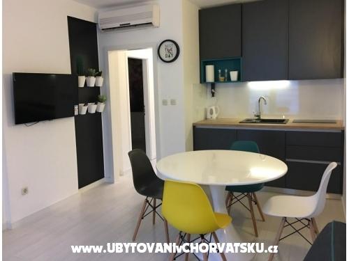 R&B Apartmanok - ostrov Šolta Horvátország