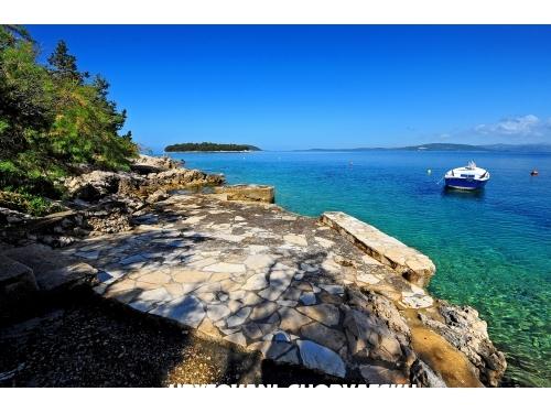 Vila Jadranka - ostrov Šolta Chorvatsko