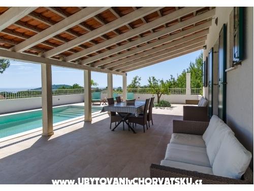 Villa Voga - ostrov Šolta Chorvatsko