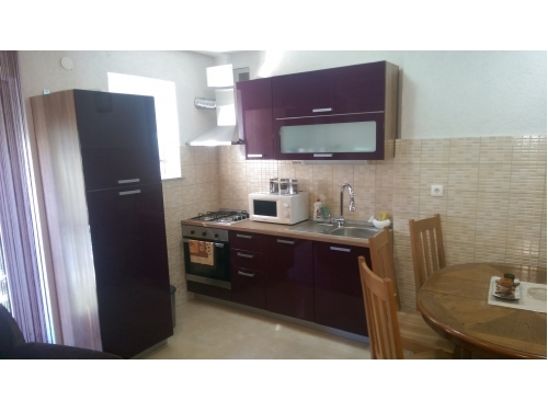 Appartement Danica - Split Croatie