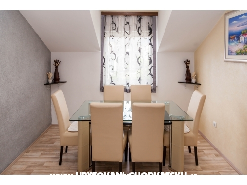Appartements Đuzel - Split Croatie