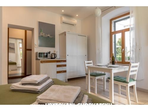 Apartmány Džapo - Split Chorvatsko