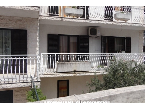 SLOBODAN apartman - pored mora - Split Chorvatsko