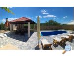 Countryside house mit Pool - Split Kroatien