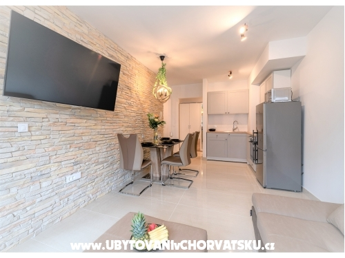 Luxury modern apartment on beach - Split Chorvátsko