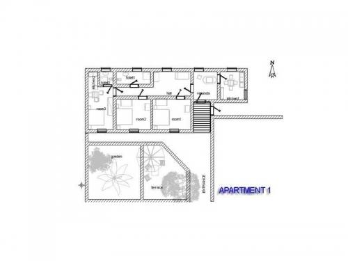 Apartm�ny Jaman - Sreser Chorvatsko