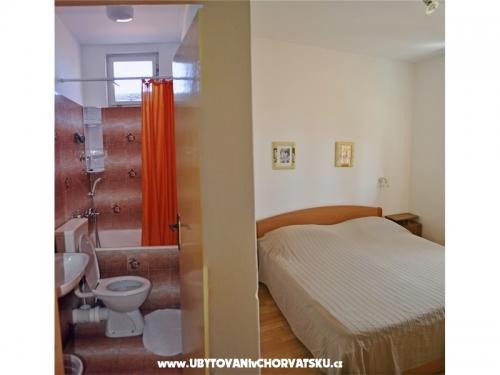 Apartm�ny Vinka - Sreser Chorv�tsko