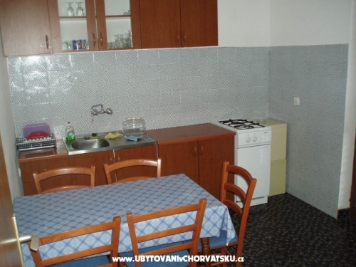 Apartmany pokoje Urli� - Sreser Hrvatska