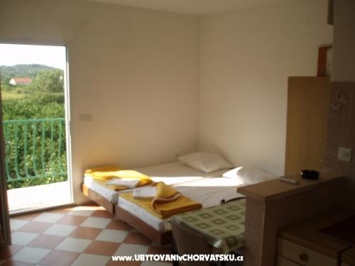 апартаментy pokoje Urli� - Sreser Хорватия