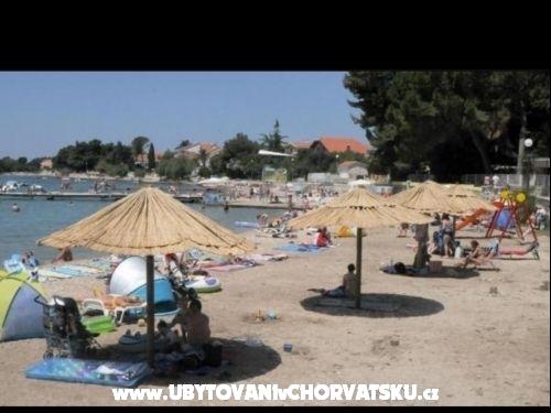 Apartmán na pláži Lola - Sukošan Chorvátsko