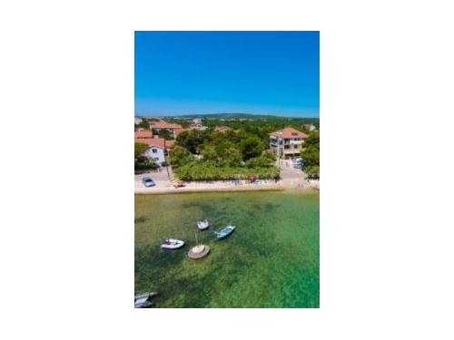 Apartman na plaži Lola - Sukošan Hrvatska