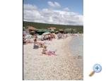 Apartmán na pláži Lola - Sukošan Chorvatsko