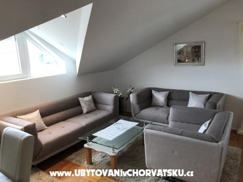 Apartmány Marina - Sukošan Chorvatsko