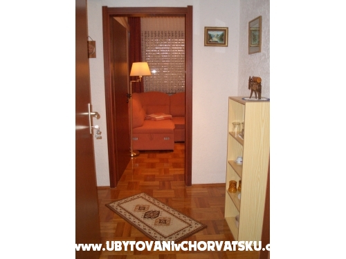 Appartements Marina - Suko�an Croatie