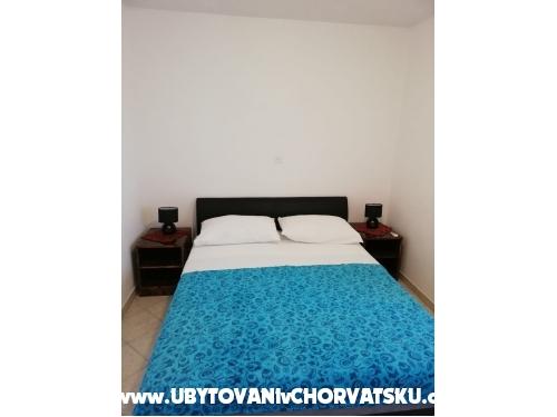 Apartmány Barbir - Sukošan Chorvatsko