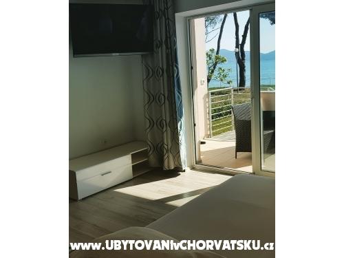 Apartmány Becky - Sukošan Chorvatsko