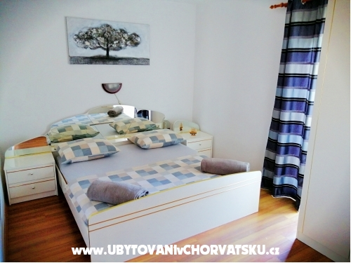 Appartements Brkovi� - Suko�an Croatie