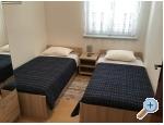 Apartmány Budrak - Sukošan Chorvatsko
