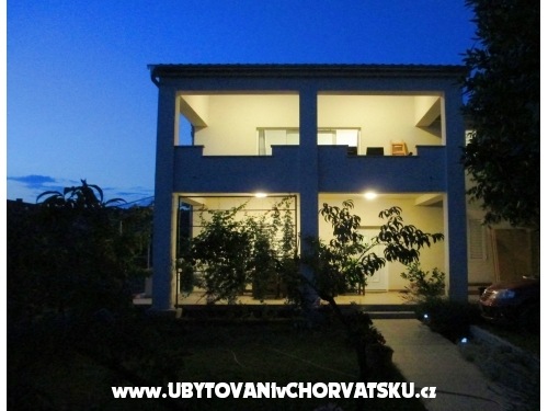 Apartmány Kutlesa - Sukošan Chorvatsko