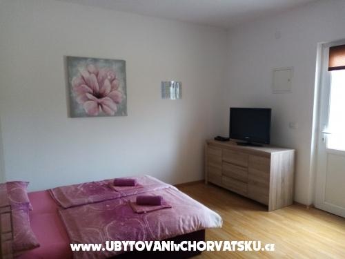 Apartmány Lara - Sukošan Chorvátsko
