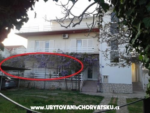 Appartements Maja - Sukošan Kroatien