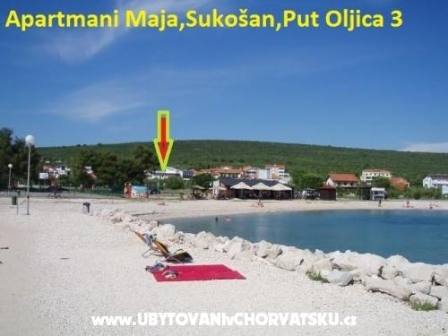 Apartmani Maja - Sukošan Hrvatska