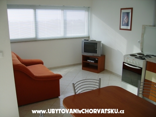 Apartmány Oliva - Sukošan Chorvatsko