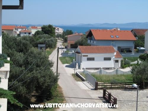 Appartements Žeger - Sukošan Croatie