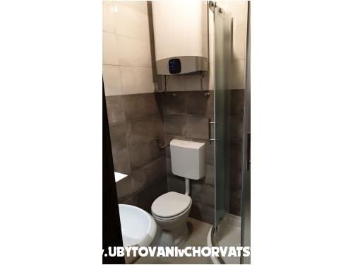 Apartmány Žeger - Sukošan Chorvátsko